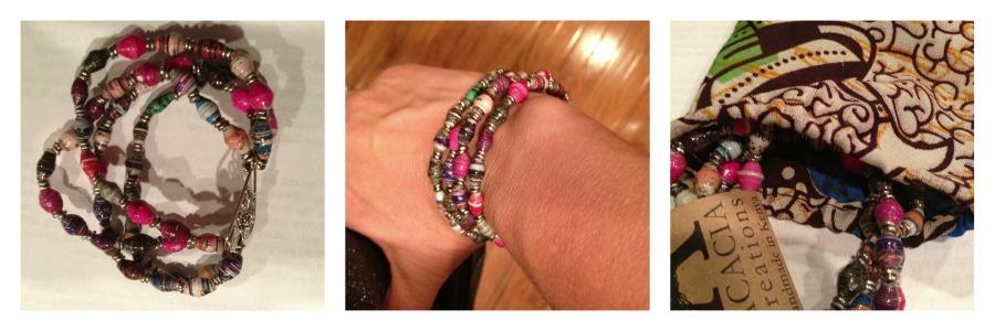 giveaway bracelet