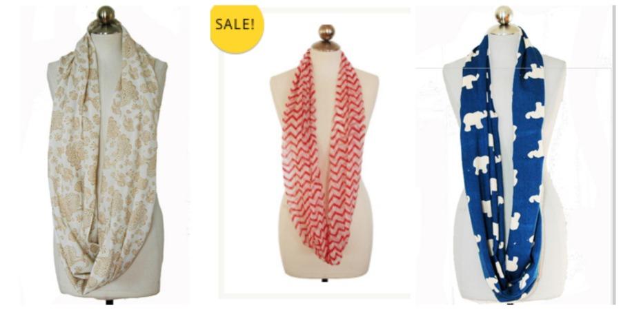 symbology scarves